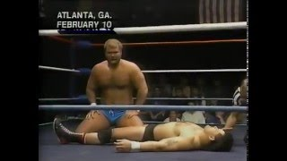 Arn Anderson savages John Savage