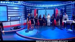Vusi Nova Ft Bongani Fassie Memeza & THE GIYA AFRIKA CHOIR