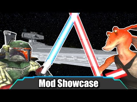ULTIMATE LIGHTSABER BATTLE | Garry's Mod