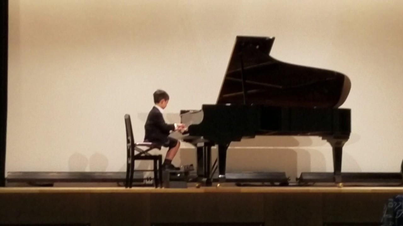 東京国際ピアノコンクール予選 2...