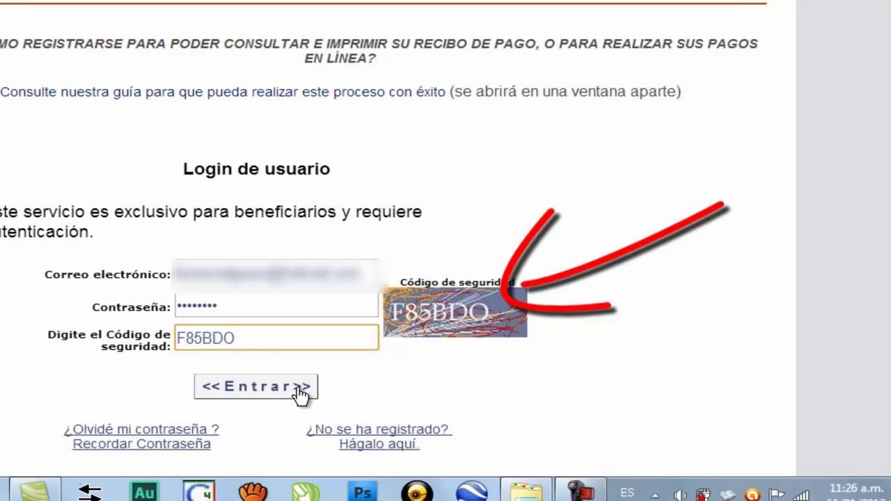 recibo pago icetex credito acces