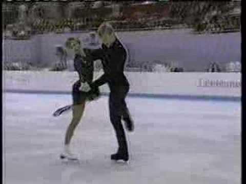 Torvill & Dean 1994 Olympics OD Rhumba