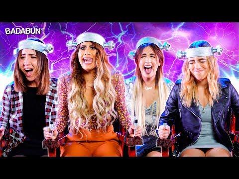 YouTubers mujeres VS la silla el茅ctrica