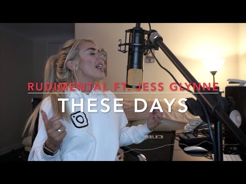 Rudimental - These Days feat. Jess Glynne, Macklemore & Dan Caplen | Cover