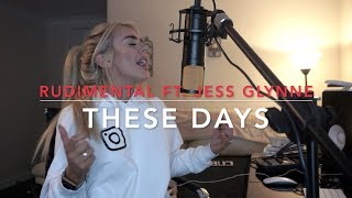 Download Lagu Rudimental - These Days feat. Jess Glynne, Macklemore & Dan Caplen | Cover Mp3