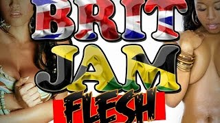 Brit Jam Flesh Riddim/Instrumental/Version ●Good Good Production●