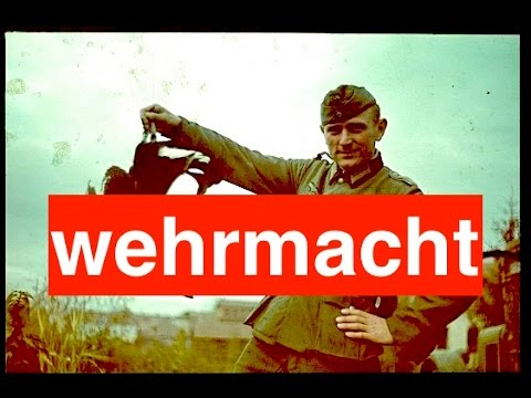 👵  Про немецких солдат...