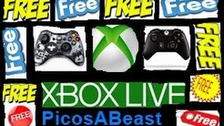 how to get unlimited free xbox live gold for life works july 2016 no credit card needed