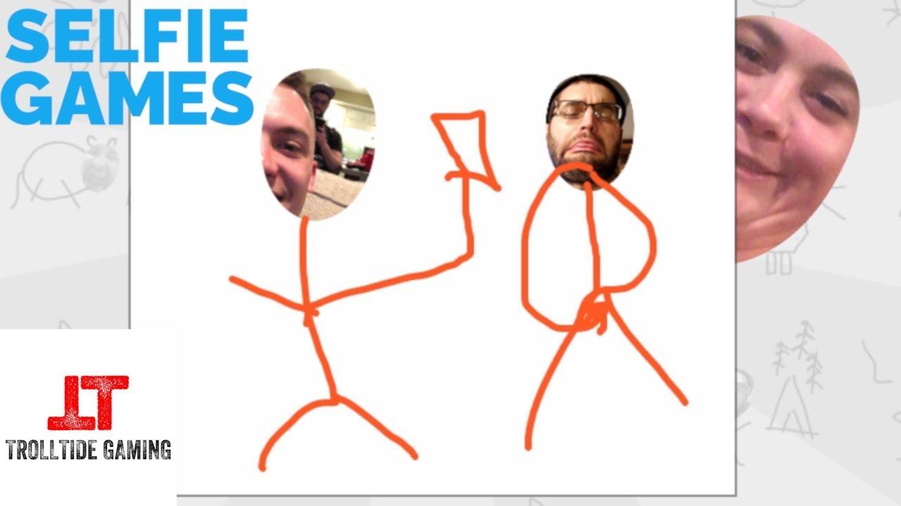 Nudist Pinata Party? – Selfie Games Gameplay