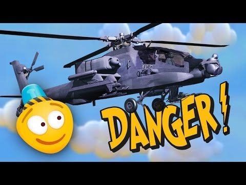 Constructing Military Helicopter with Bambo-Jambo/ New Cartoon for Kids about Military Vehicles