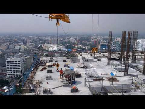 Duet maut tower crane