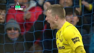 Everton - Mančester Junajted 1:1   Greška De Hee, Sjajan gol Bruna   Pregled Meča  SPORT KLUB FUDBAL