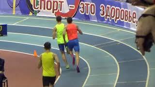 Видео забега зимнего Чемпионата ПФО 2018 года с участием Николая Иванушкина