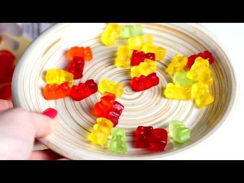 ВОЛШЕБНЫЕ МАКАРОНЫ? Обычная Еда против Мармелада Челлендж! Real Food vs Gummy Food Candy Challenge