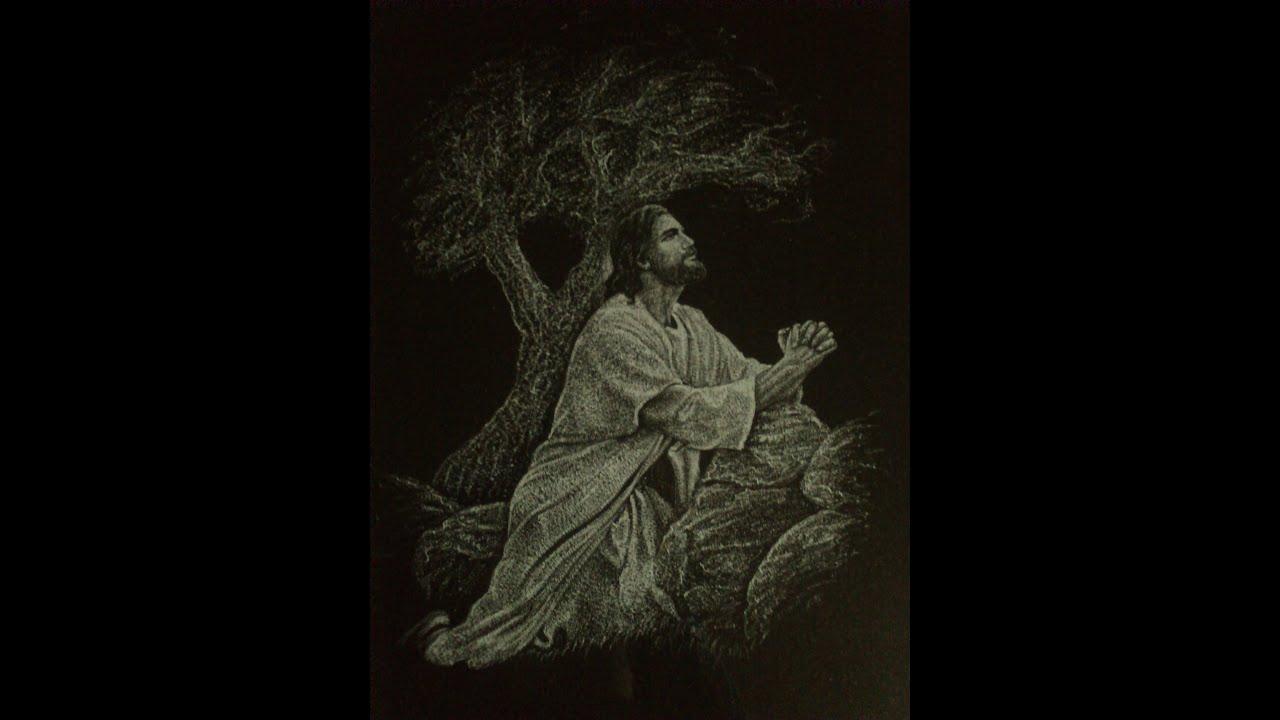 Najnowsze Ręczne grawerowanie na granicie,kamieniu,jezus,rzemiosło LN31