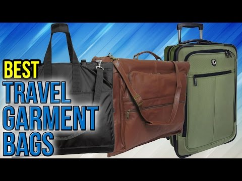 8 Best Travel Garment Bags 2016