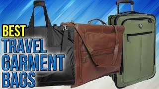 8 Best Travel Garment Bags 2016