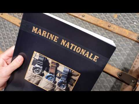 Marine Nationale book by WATCHISTRY