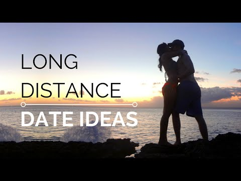 10 Long Distance Date Ideas | Valentines Day