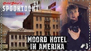 ➤ DE SPOOKTOCHT S2 #3: MOORD HOTEL in AMERIKA..
