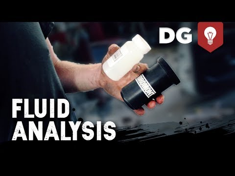 OIL ANALYSIS: How To Check Diesel Engine Health Using Oil Sample Kit
