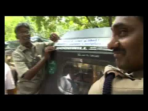 """""""For Hire"""" - Documentary on Autos in Chennai"""