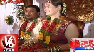 A Karimnagar Guy Married An American Lady - Teenmaar News