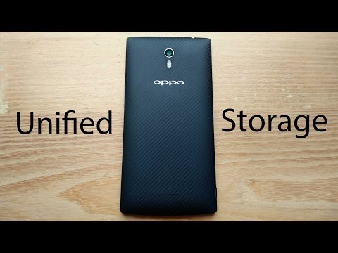 ColorOS 2.0.4 with unified storage on Find 7 & 7a walkthrough