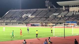 2018 天皇杯 モンテディオ山形vsFC岐阜 PK.