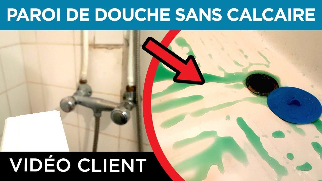 Nettoyer Vitre Salle De Bain Calcaire kit traitement anti-calcaire pour sanitaires – nanoprotection