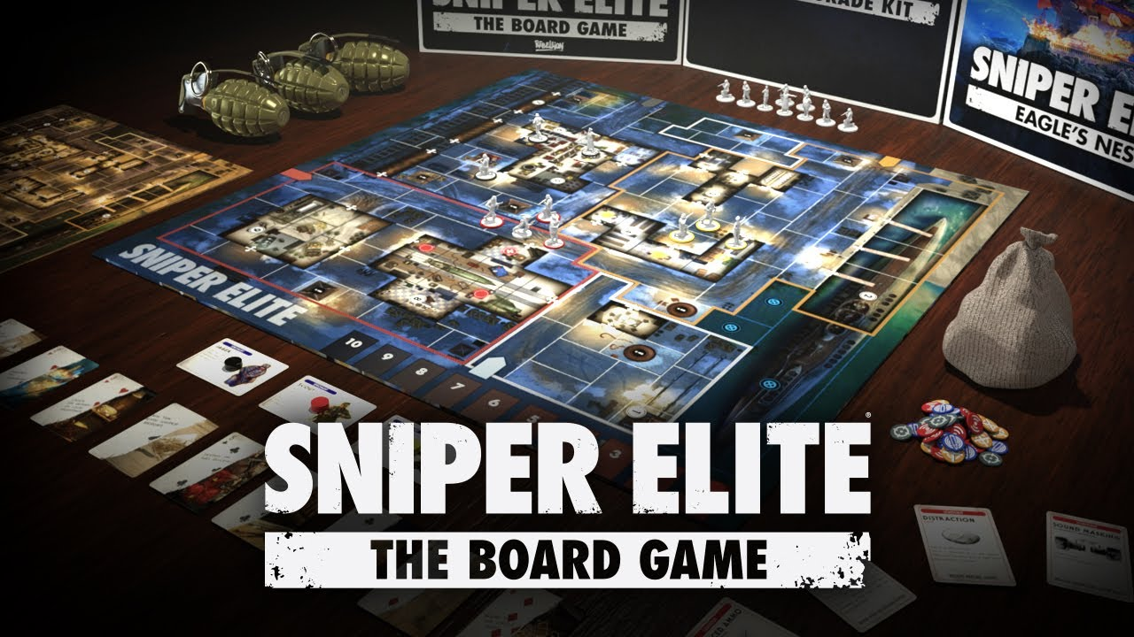 Фигурка Гитлера с отстреленными тестикулами вошла в состав настольной версии Sniper Elite