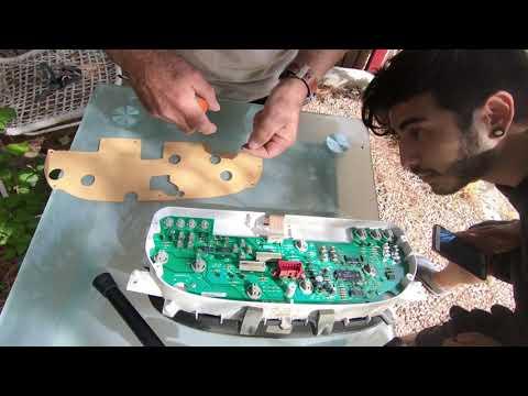 DIY – How to Repair Chrysler/Dodge Minivan Instrument Cluster Problems