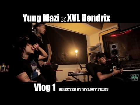 Mazi ft xvl hendrix-Vlog[Directed By.Wylout Films]