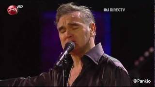 Morrissey - How Soon is Now? - Viña 2012