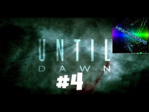 Until Dawn | Part 4 - Resisting Arrest