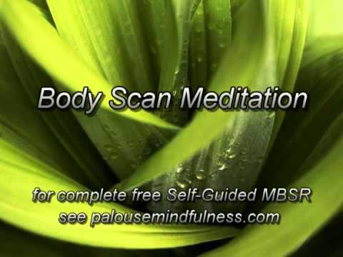 MBSR Body Scan Meditation (2013 version)