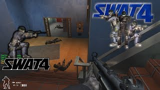 SWAT4 - School shooting (custom map)