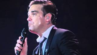 Robbie Williams -  If I Only Had A Brain, ISS Dome Dusseldorf 7/5/2014