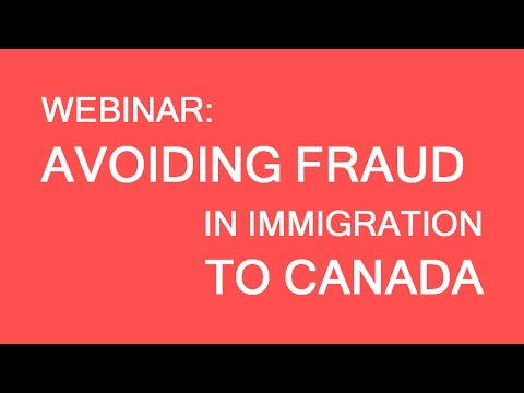 Immigration with legal team. How to avoid fraud