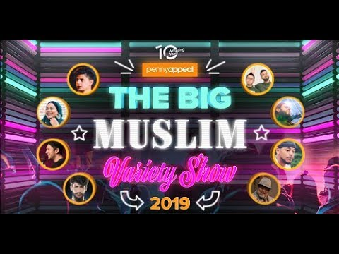 The Big Muslim Variety Show - Official Trailer 2019