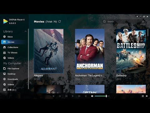 The Best 4K UHD Media Player Of DVDFab Player 6
