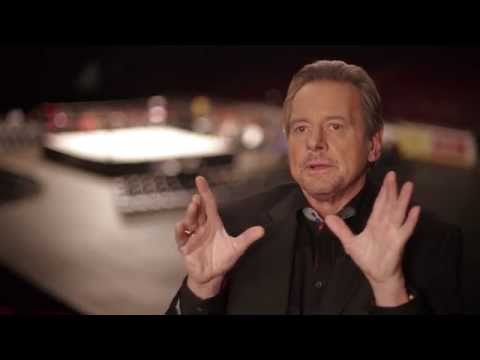 Roddy Piper on what he hopes people get from The Masked Saint