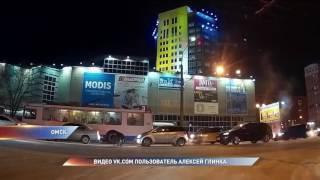 "Мужчину сбили у ТЦ ""Фестиваль"""