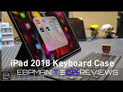 IVSO Case With Keyboard For Apple IPad Pro 2018 Is It Worth It?