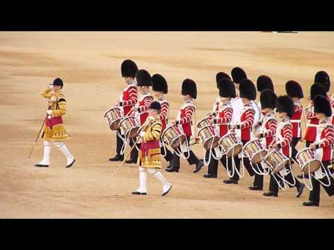 The Household Division's Beating Retreat 2017 01