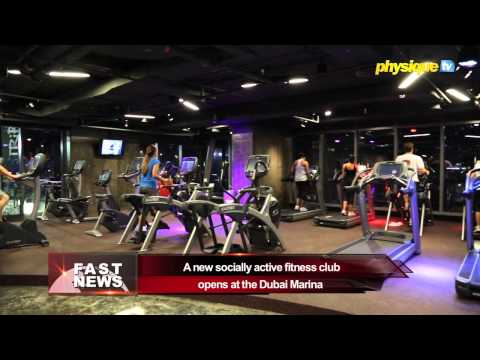 Fast News: Fitness club Tribe opens at the Dubai Marina