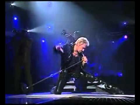Johnny hallyday je suis seul (1998)