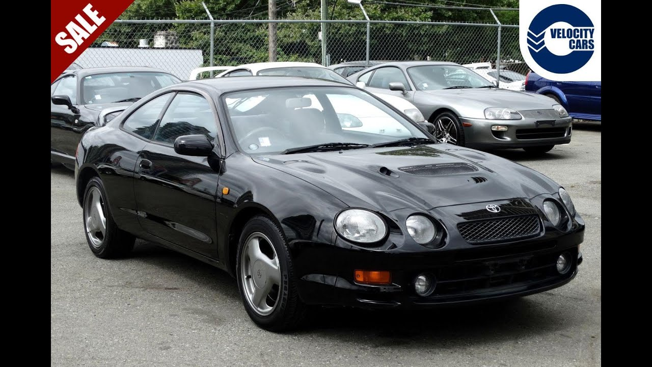 1995 toyota celica gt four 92k 39 s for sale in vancouver bc. Black Bedroom Furniture Sets. Home Design Ideas