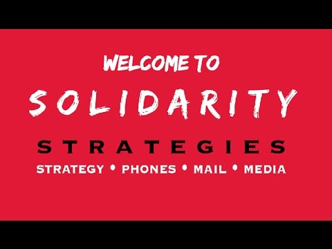 Welcome to Solidarity Strategies