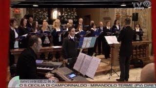 """""""La Canzone Di Noi"""" - Il Coro S. Cecilia Di Camporinaldo - Mirandolo Terme (PV)"""